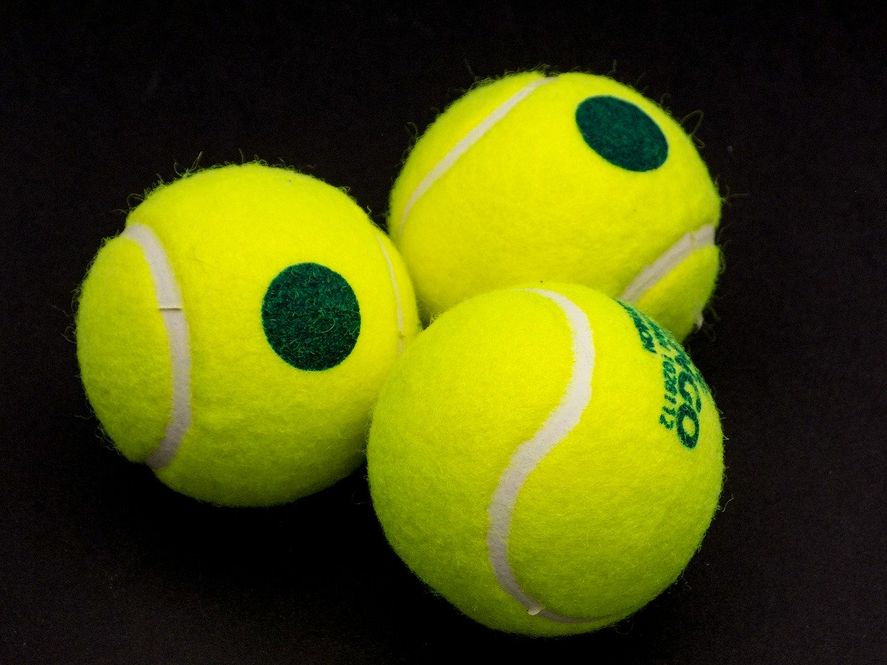 テニスボール グリーンボール ジュニア デコターフ