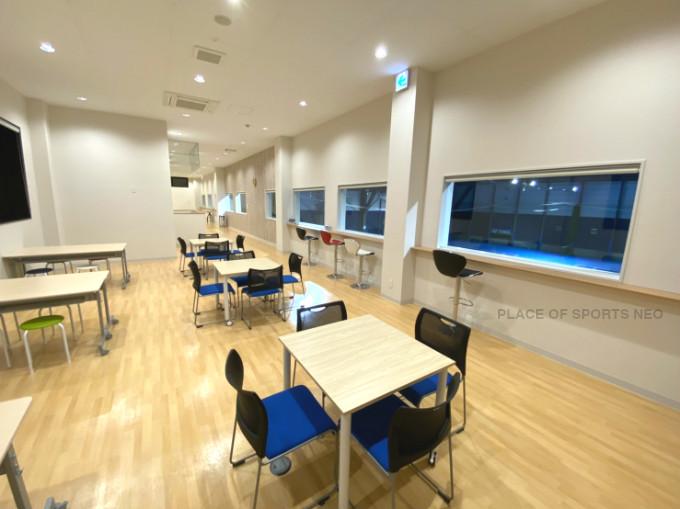 札幌 多目的スペース プレイスオブスポーツネオ 打合せ 会議 コアワーキングスペース