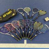 ソフトテニス試打ラケット多数ご用意しております。